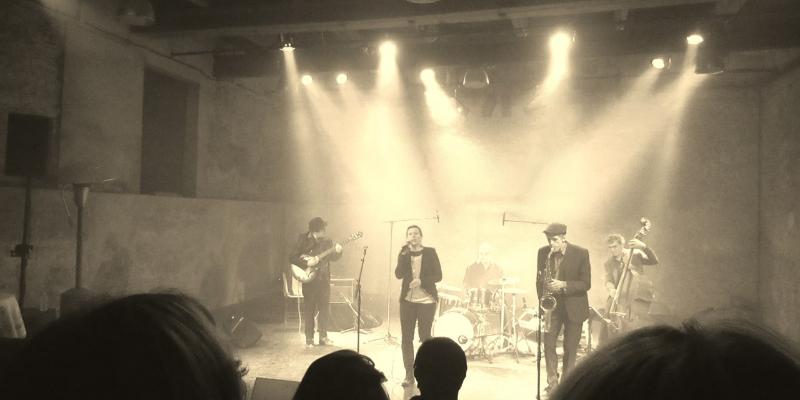 Fleur de jazz, groupe de musique Jazz en représentation à Hérault - photo de couverture