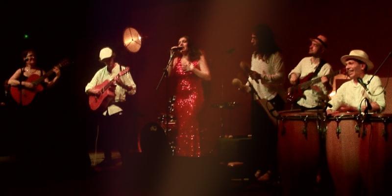 Agua pa' ti, groupe de musique Musiques du monde en représentation à Seine Saint Denis - photo de couverture n° 1