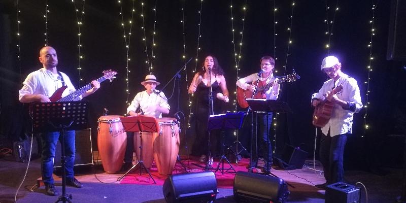 Agua pa' ti, groupe de musique Musiques du monde en représentation à Seine Saint Denis - photo de couverture n° 2