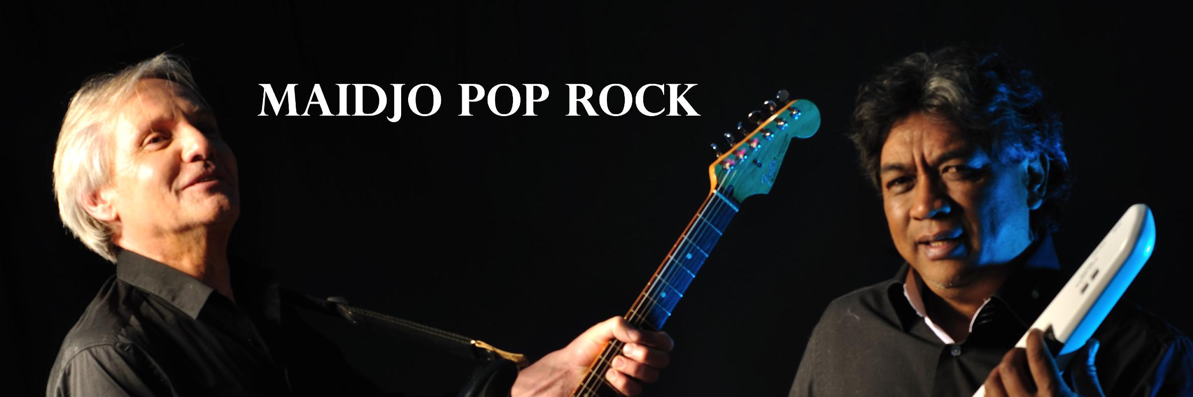 MAIDJO, musicien Pop en représentation à Loire Atlantique - photo de couverture
