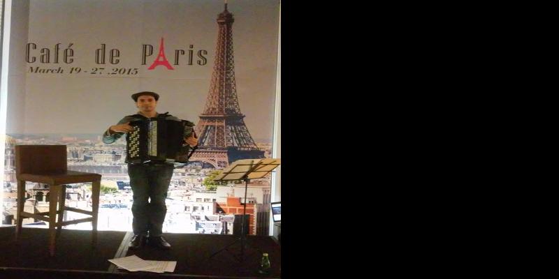 cotty, musicien Acoustique en représentation - photo de couverture n° 2