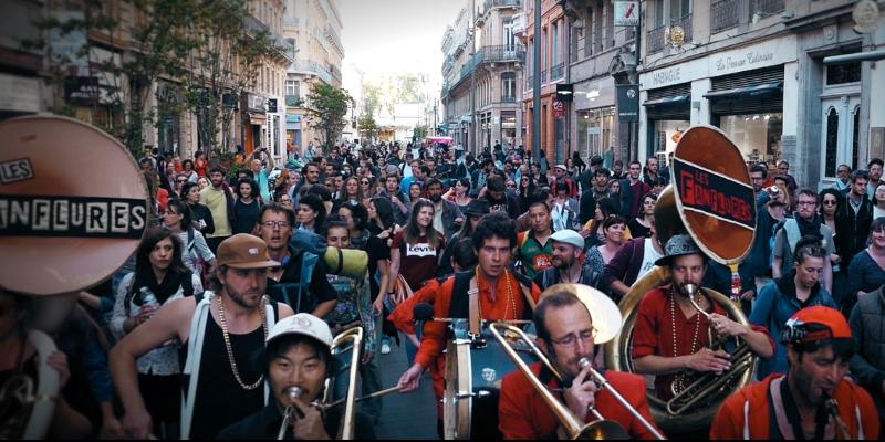 Fanflures Brass Band, groupe de musique Jazz en représentation à Haute Garonne - photo de couverture n° 2