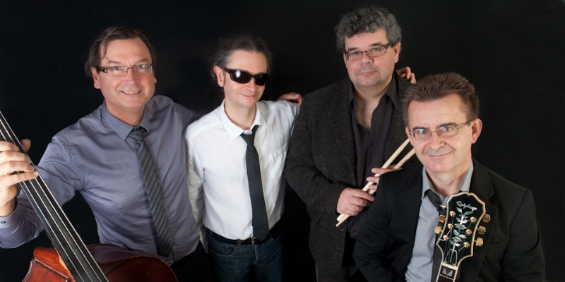 Kool Jazz Quartet, groupe de musique Soul en représentation à Morbihan - photo de couverture n° 1