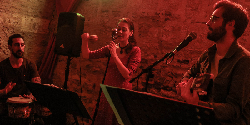 The Majestics, groupe de musique Pop en représentation à Hérault - photo de couverture n° 2