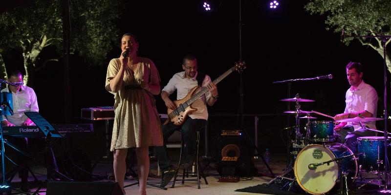 Velvet, groupe de musique Soul en représentation à Hérault - photo de couverture n° 1
