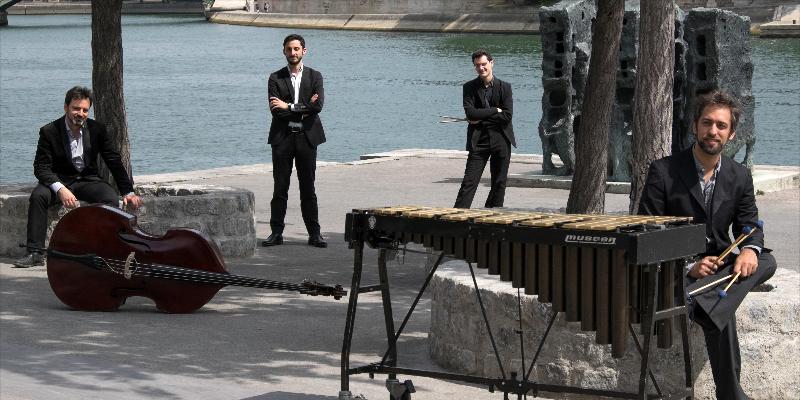 Sabato/di Costanzo Quartet , groupe de musique Jazz en représentation à Paris - photo de couverture n° 1