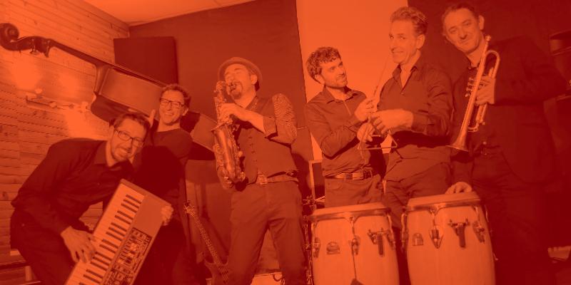 Prezzaj, groupe de musique Jazz en représentation à Bouches du Rhône - photo de couverture n° 2