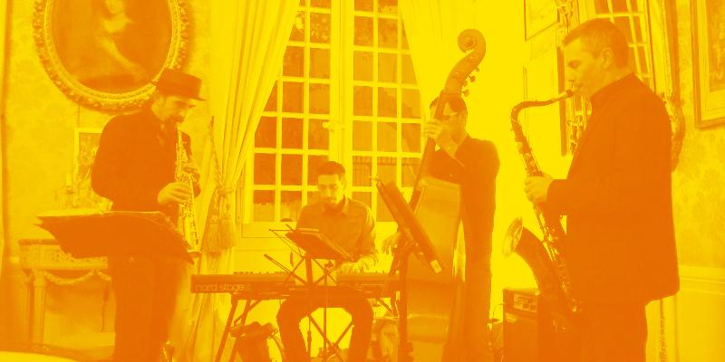 Prezzaj, groupe de musique Jazz en représentation à Bouches du Rhône - photo de couverture n° 3
