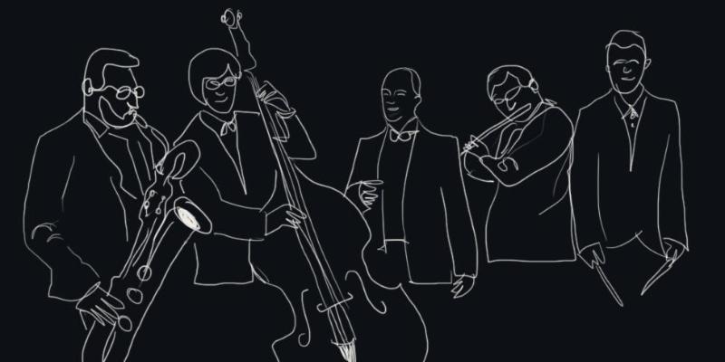 All Jazz Quintet, groupe de musique Jazz en représentation à Maine et Loire - photo de couverture
