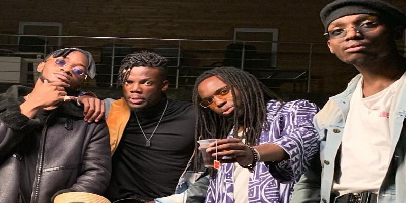 Ac gang, musicien Rap en représentation à Paris - photo de couverture