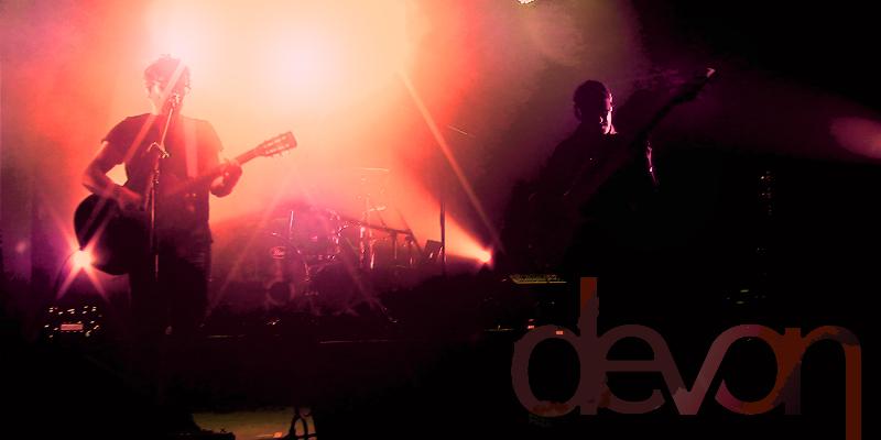 DEVON, groupe de musique Rock en représentation - photo de couverture n° 1