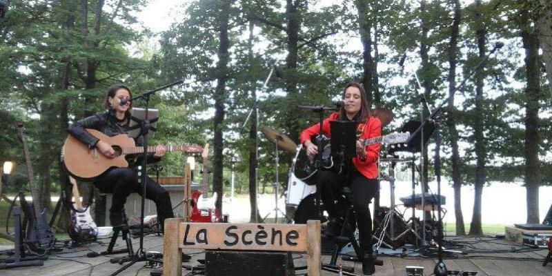 Ladies'Sound, musicien Guitariste en représentation à Loire Atlantique - photo de couverture n° 1
