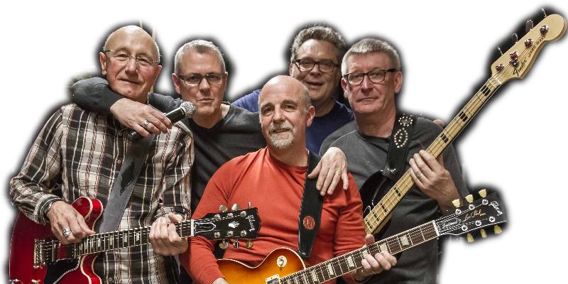 Infrarouge, groupe de musique Rock en représentation à Eure - photo de couverture