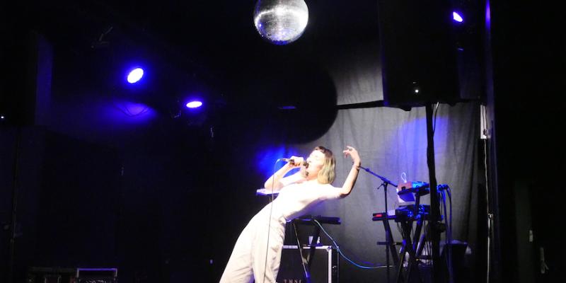 Citron Sucré, musicien Chanteur en représentation à Rhône - photo de couverture n° 2