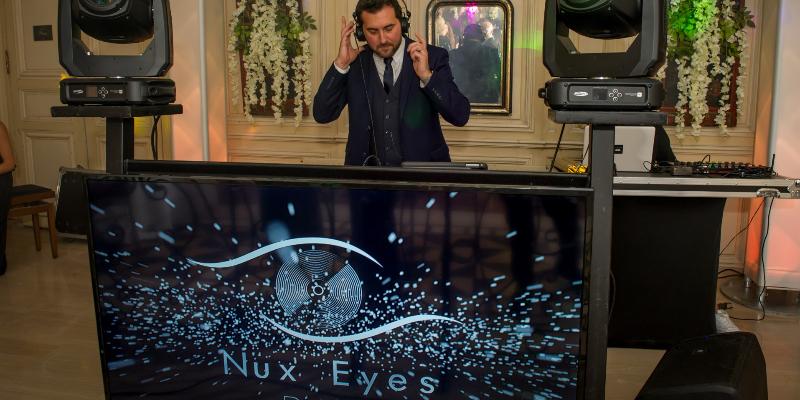 NUX, DJ Dj en représentation à Paris - photo de couverture n° 1