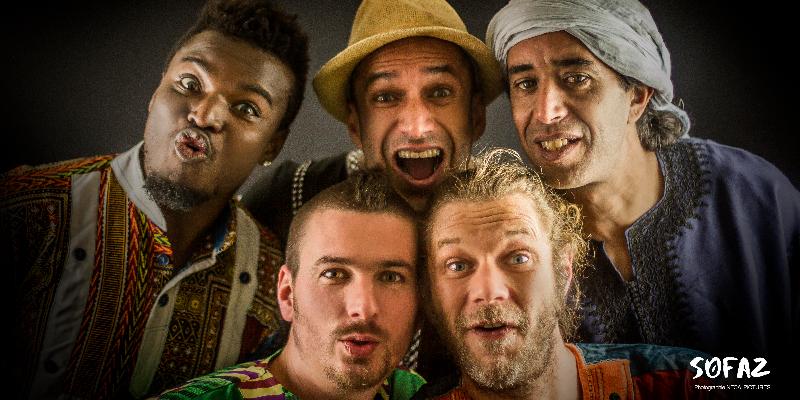 Sofaz ., groupe de musique Electronique en représentation à Haute Garonne - photo de couverture n° 2