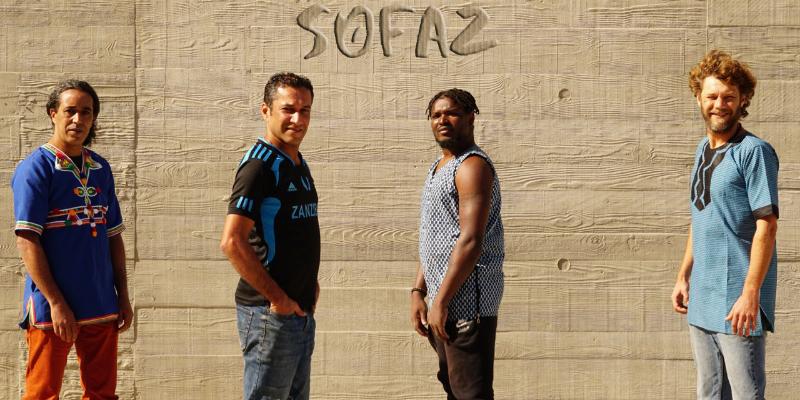 Sofaz ., groupe de musique Electronique en représentation à Haute Garonne - photo de couverture n° 3