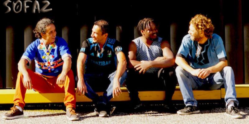 Sofaz ., groupe de musique Electronique en représentation à Haute Garonne - photo de couverture n° 1