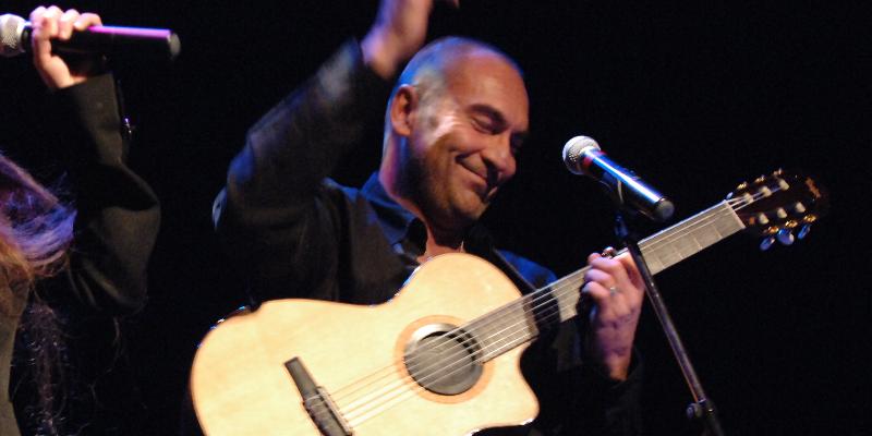 Philippe JULIETTE, musicien Chanteur en représentation à Savoie - photo de couverture n° 3