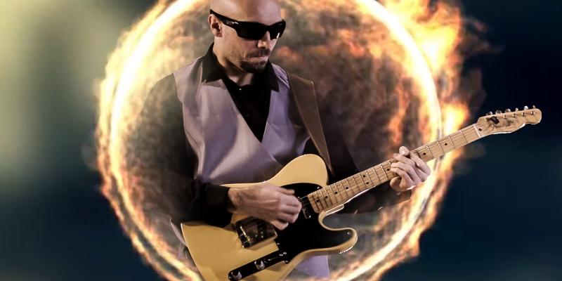 Freddy Pasqualini, groupe de musique Soul en représentation à Var - photo de couverture