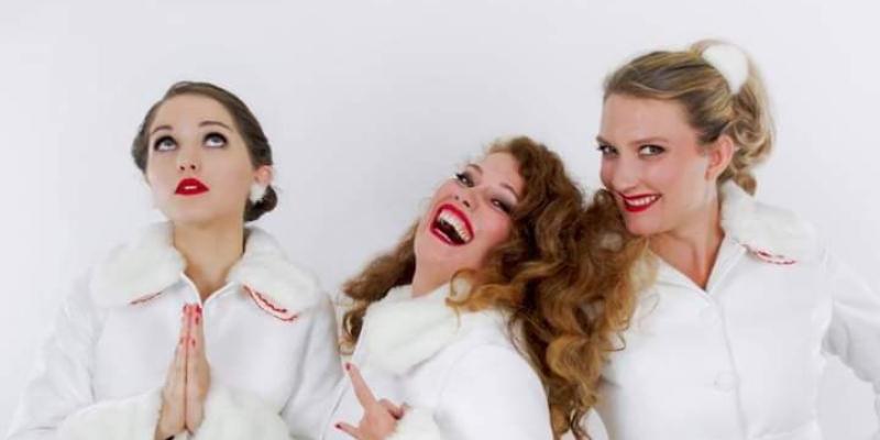 Mademoiselles, groupe de musique Chanteur en représentation à Haute Garonne - photo de couverture n° 1