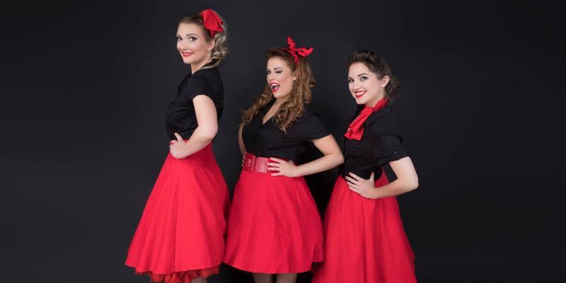 Mademoiselles, groupe de musique Chanteur en représentation à Haute Garonne - photo de couverture n° 2