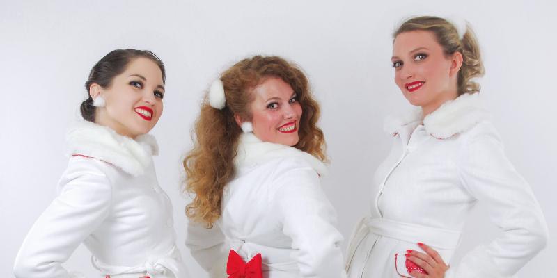Mademoiselles, groupe de musique Chanteur en représentation à Haute Garonne - photo de couverture n° 3
