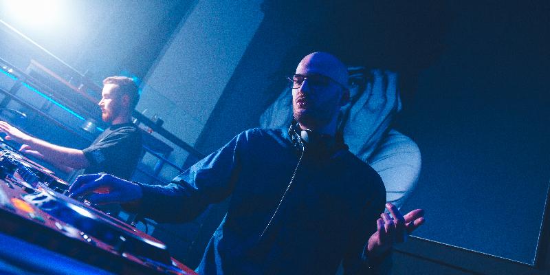 Sébastien Mrc, DJ Dj en représentation à Drôme - photo de couverture