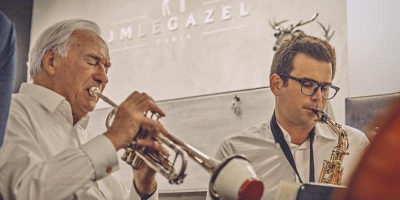 JAZZ AD LIB, groupe de musique Jazz en représentation à Val d'Oise - photo de couverture