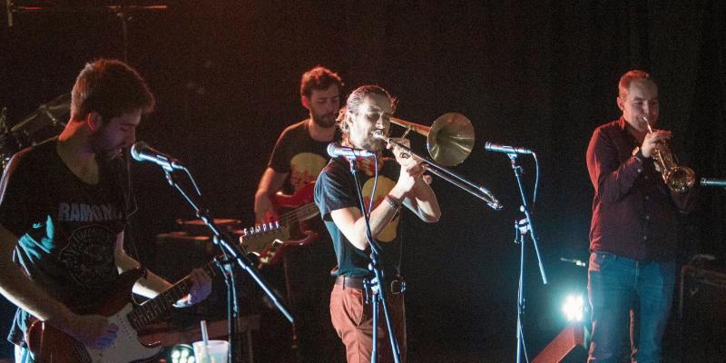 Redmaco and The Juliens , groupe de musique Rock en représentation à Bas Rhin - photo de couverture n° 2