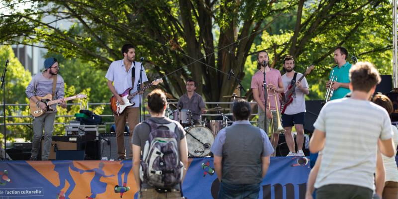 Redmaco and The Juliens , groupe de musique Rock en représentation à Bas Rhin - photo de couverture n° 3
