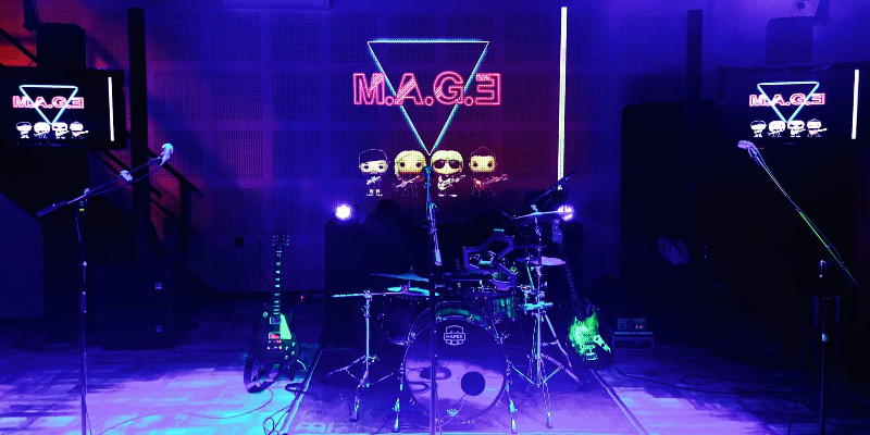 M.A.G.E, musicien Chanteur en représentation à Var - photo de couverture n° 2