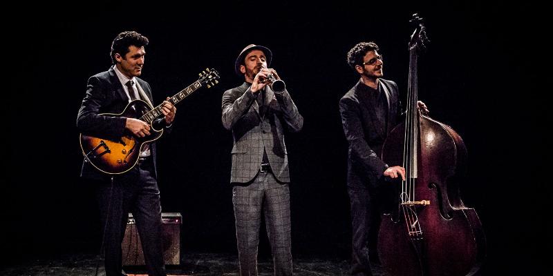 Jazzmood, groupe de musique Jazz en représentation à Bouches du Rhône - photo de couverture n° 2