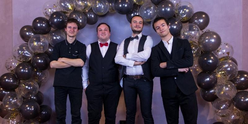 Moumouth, groupe de musique Rock en représentation à Loiret - photo de couverture n° 3