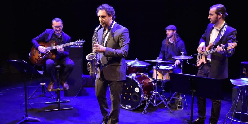 Jazz Concept, musicien Jazz en représentation à Rhône - photo de couverture n° 1
