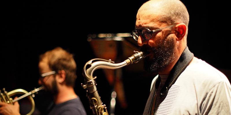Benoît Chargueraud, musicien Jazz en représentation à Isère - photo de couverture n° 1
