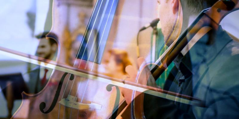 Perocello, musicien Acoustique en représentation à Puy de Dôme - photo de couverture n° 2