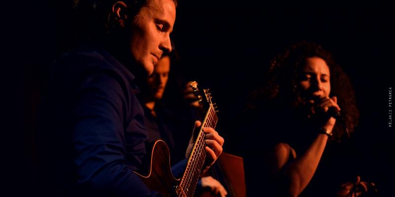 Trio Blue Velvet, groupe de musique Jazz en représentation à Isère - photo de couverture