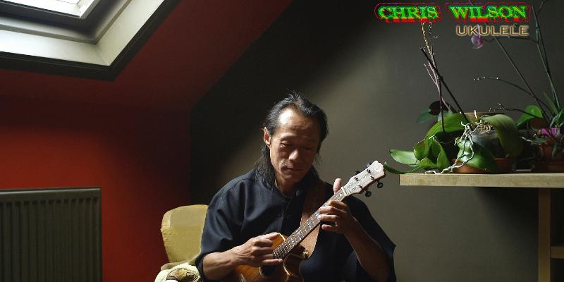 Chris Wilson, musicien Jazz en représentation à Vaucluse - photo de couverture n° 1