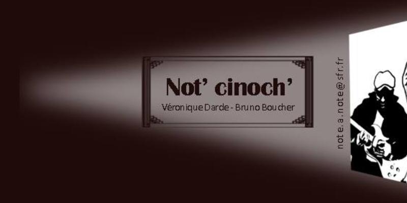 Not'Cinoch', musicien Chanteur en représentation à Eure et Loir - photo de couverture n° 1