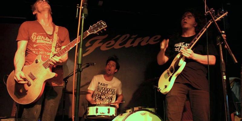 Kropol & ses Amis, groupe de musique Rock en représentation - photo de couverture n° 1