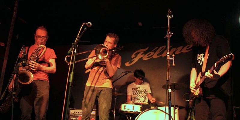 Kropol & ses Amis, groupe de musique Rock en représentation - photo de couverture n° 3
