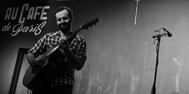 Tristan Auber, musicien Chanteur en représentation à Paris - photo de couverture n° 2