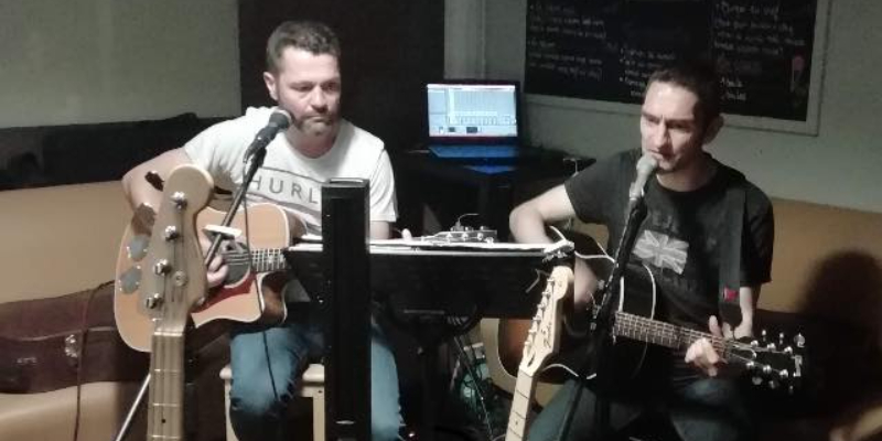 Cellar Brothers, musicien Rock en représentation à Nord - photo de couverture