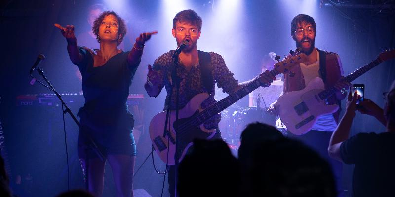 No Sugar No Milk, groupe de musique Rock en représentation à Seine Saint Denis - photo de couverture n° 3