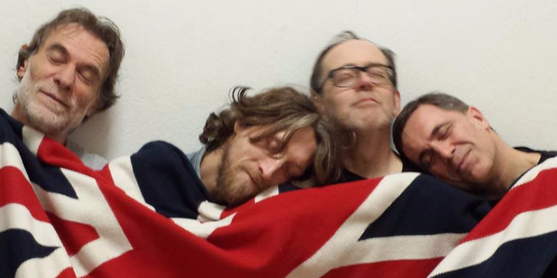 The Gentlemen of Leisure, groupe de musique Rock en représentation - photo de couverture