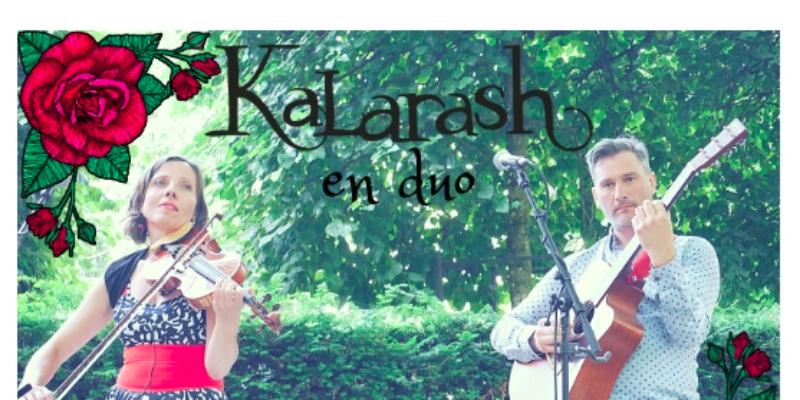 Kalarash, musicien Acoustique en représentation à Doubs - photo de couverture n° 1