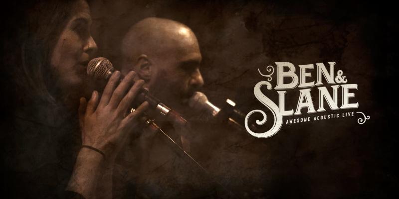 BEN & SLANE, musicien Folk en représentation à Seine Saint Denis - photo de couverture n° 1