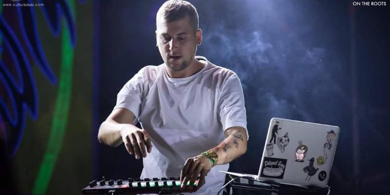 Atili, musicien Electronique en représentation à Indre et Loire - photo de couverture n° 3