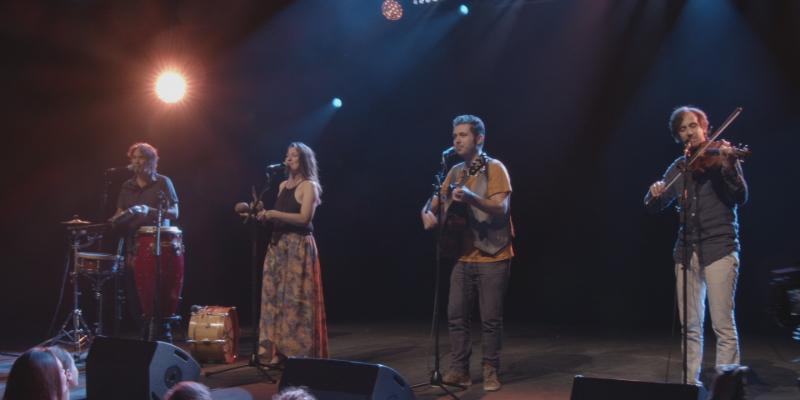 Balaïo , groupe de musique Musiques du monde en représentation à Hérault - photo de couverture n° 2
